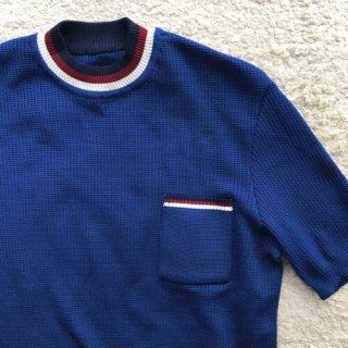 70年代 Euro Summer knit ポケット付き