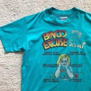 90年代 Print T-shirt MADE IN U.S.A.