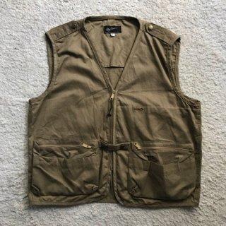 80年代 Hunting Vest 銃ポケット付き