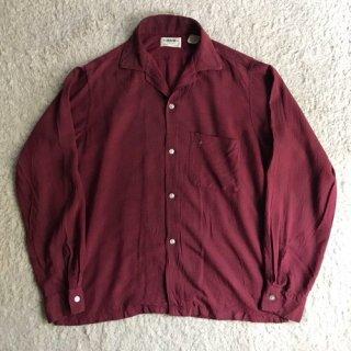 60年代 ARROW Rayon Shirt