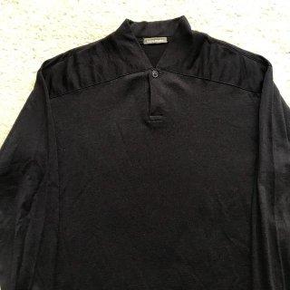 90年代 ISSEY MIYAKE ウール ヘンリーネック Tシャツ  M