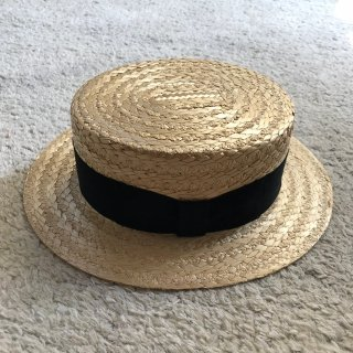 FUJI BOATER HAT LARGE MADE IN JAPAN
