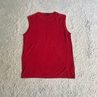 JIL SANDER Knit Vest MADE IN ITALY