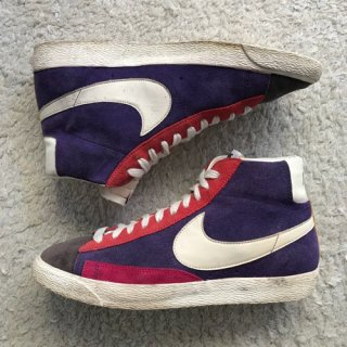 NIKE BLAZER HIGH SUEDE クレイジーカラー 28.0㎝