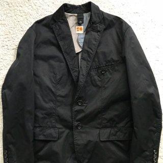 BOSS ORANGE パッカリング ジャケット38R ブラック