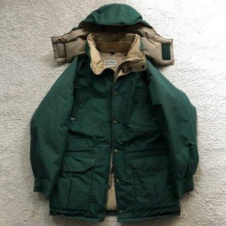 90年代 メイン ワーデェンズ パーカー ダウン ゴアテックス M-R 緑
