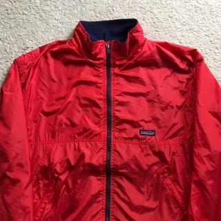 90年代 Patagonia シェルドキャプリーン ジャケット 赤