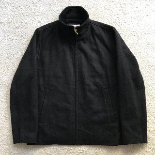 Calvin Klein Wool Jacket M/M BLACK