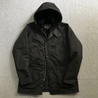 Barbour Nylon Boa BEDALE Jacket 40 BLACK