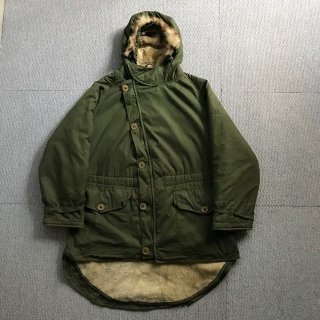 50's British Army Cold Weather Middle Parka Size 2 初期型