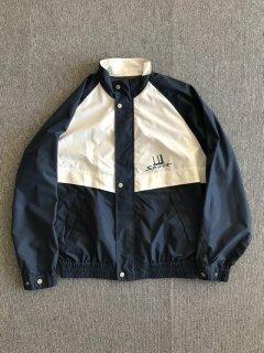 90's dunhill sport Nylon zip Jacket L