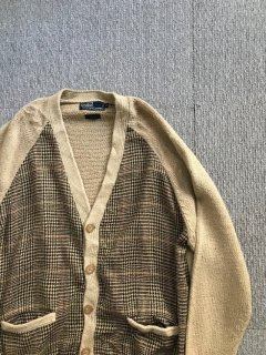 90's Polo by Ralph Lauren Silk 100% Cardigan M