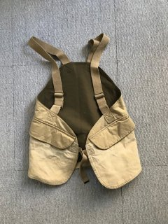 Custon Duck Vest  ベージュ