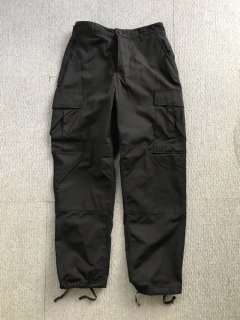 97年 US-ARMY Cargo-Pants SMALL-SHORT BLACK デットストック
