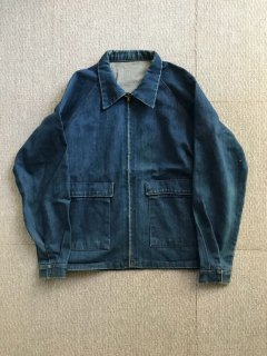 70's UNKNOWN Denim Jacket