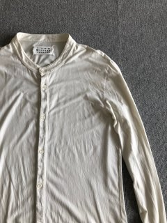 Martin Margiela ➉ Cotton Front Button Shirt 50 MADE IN ITALY