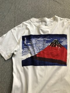 DIEDEL 葛飾北斎 富嶽三十六景 S/S T-Shirt