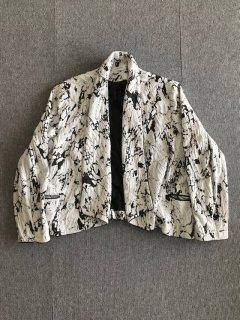 Calvin Klein Rayon shawl collar design Jacket 3X
