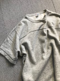 90's Hanes Sweat S/S Shirt MADE IN USA