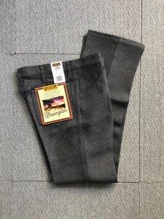 Wangler WRANCHER Boot Cut Pants W32-L32 GREY