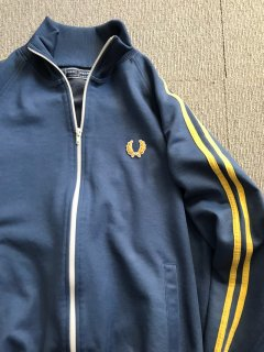 FRED PERRY Track Jacket M MADE IN PORTUGAL