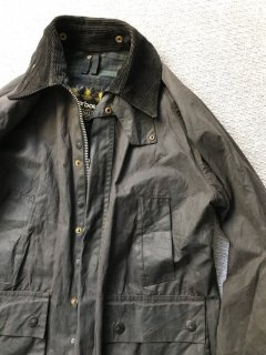 90's Barbour BEDALE BLACK C38/97CM  MADE IN ENGLAND