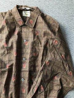 60's WASHWEAR Cotton L/S Shirt 16-L-16 1/2