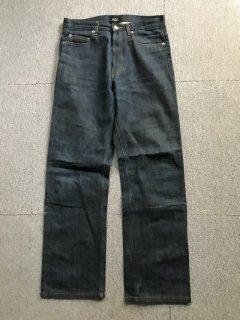 A.P.C Denim straight pants W30