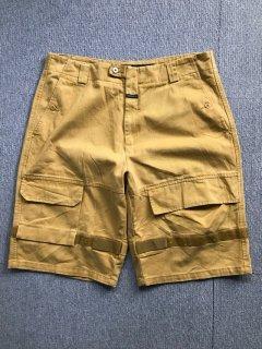 MARITHE FRANCOIS GIRBAUD Denim Buggy Shorts W38