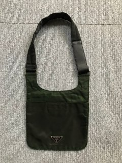 PRADA Nylon SHOULDER Bag MADE IN ITALY