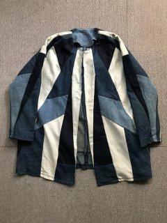 Denim Custom Jacket 羽織り