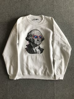 90's Print Sweat Shirt