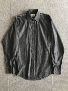 HERMES Cotton Shirt MADE IN FRANCE