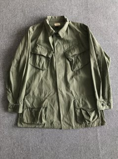 60's U.S.Military Jungle Fatigue Jacket Medium-Long