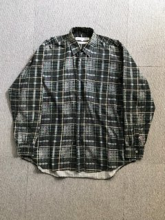 COMME der GARÇONS SHIRT  転写プリント L/S Shirt S MADE IN FRANCE