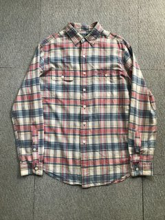 90's Polo by Ralph Lauren INDIA Cotton Check L/S Shirt  M/M