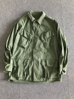 60' U.S.Military Jungle Fatigue Jacket