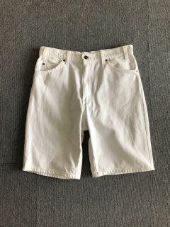 90's Levi's 550 White W34 original length White