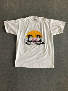 1990s JERZEES print T-shirt