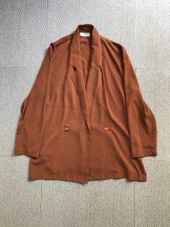 80's ZAPA double Rayon Relax Jacket