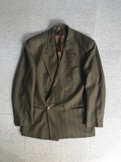 80〜90's HUGOBOSS Double breasted Tailored Jacket