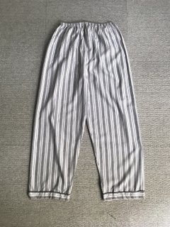 Euro Vintage pajamas stripe pants