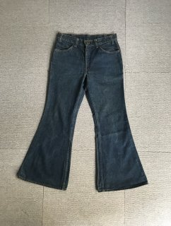 70's Vintage Levi's 684 Bellbottom Denim Pants W31 L29