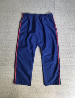 80's Easy cotton line pants MADE in USA
