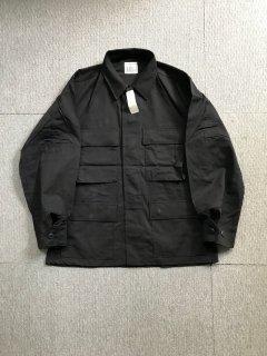 97's US ARMY BDU SMALL-X-SHORT Jacket BLACK デットストック