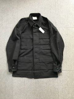 97's US ARMY BDU X-SMALL-REGULAR Jacket BLACK デットストック