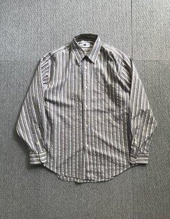 im MIYAKE DESIGN STUDIO Cotton Stripe Shirt M