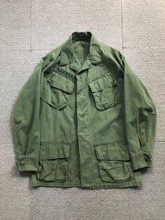 60's U.S.Military Jungle Fatigue Jacket