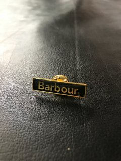 Barbour pin's