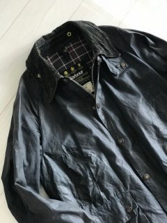 90's Barbour BEDALE NAVY 40 MADE IN ENGLAND